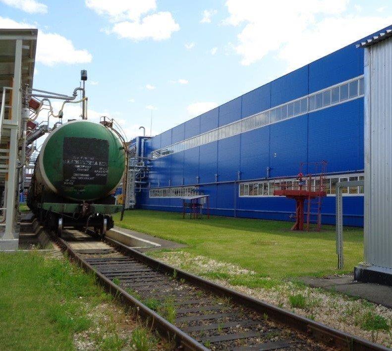 Индустриальный парк Карболит