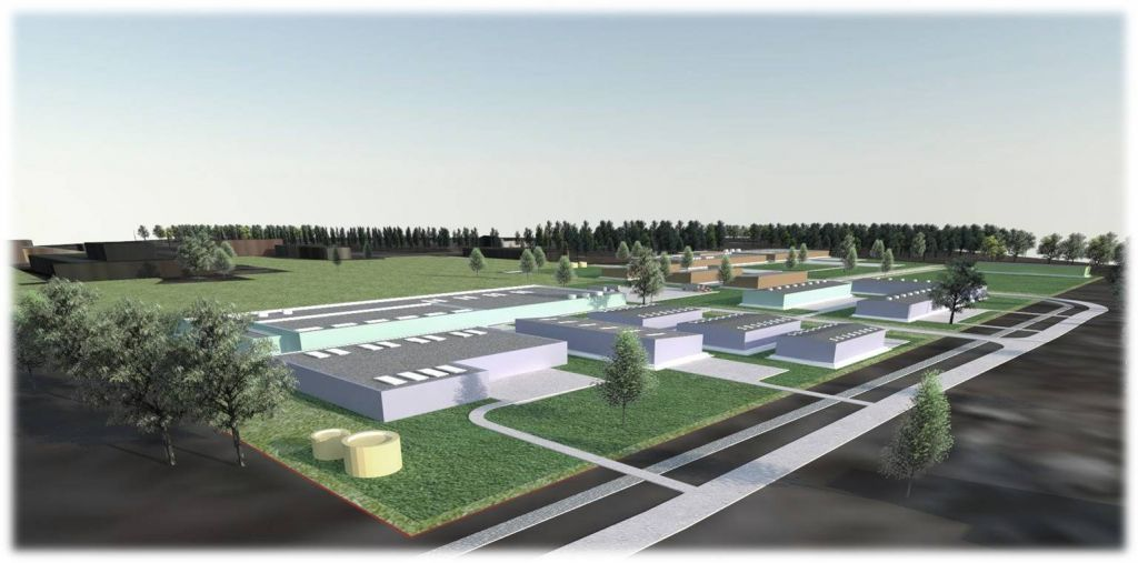 Индустриальный парк Кызыл