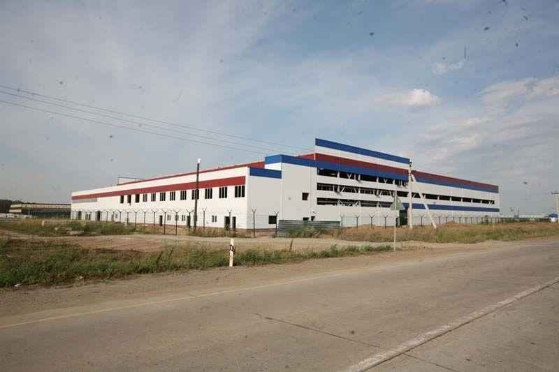 Индустриальный парк Промышленно-логистический парк