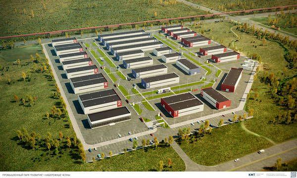 Промышленный парк Развитие