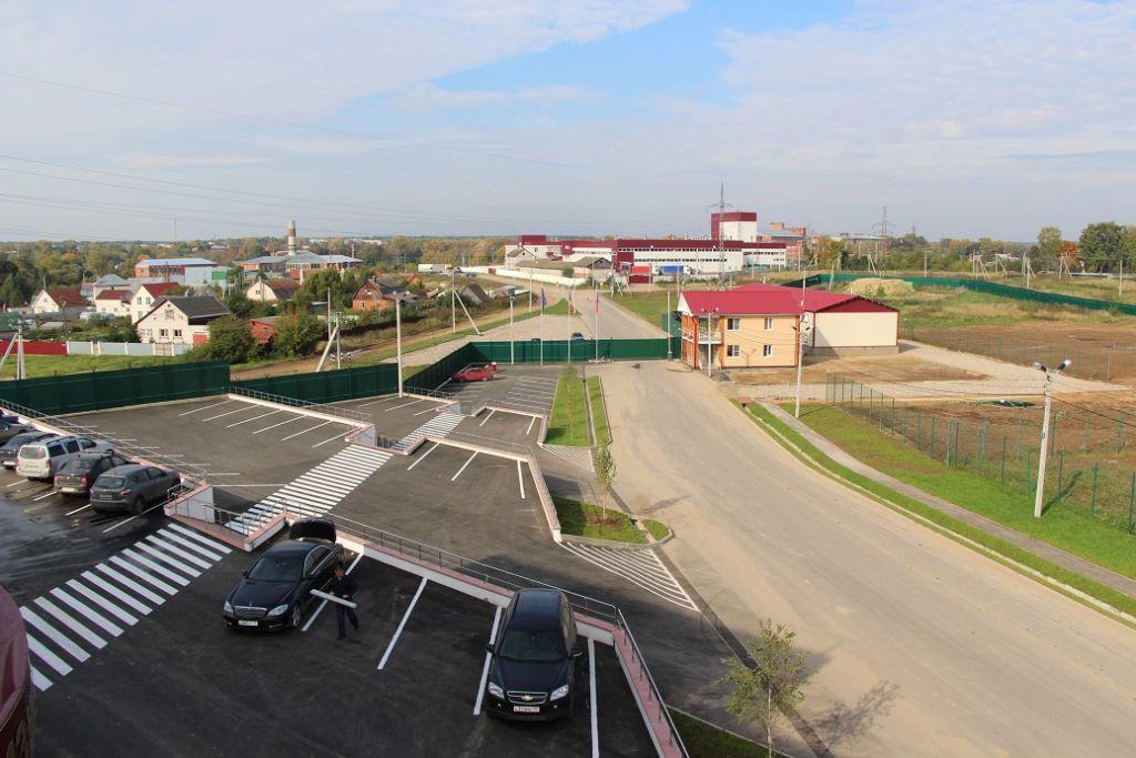 Промышленный парк Струнино