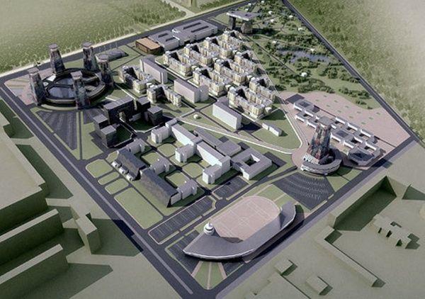 Индустриальный парк Грозненский
