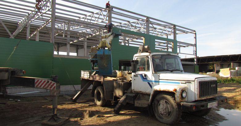 Индустриальный парк Сокол