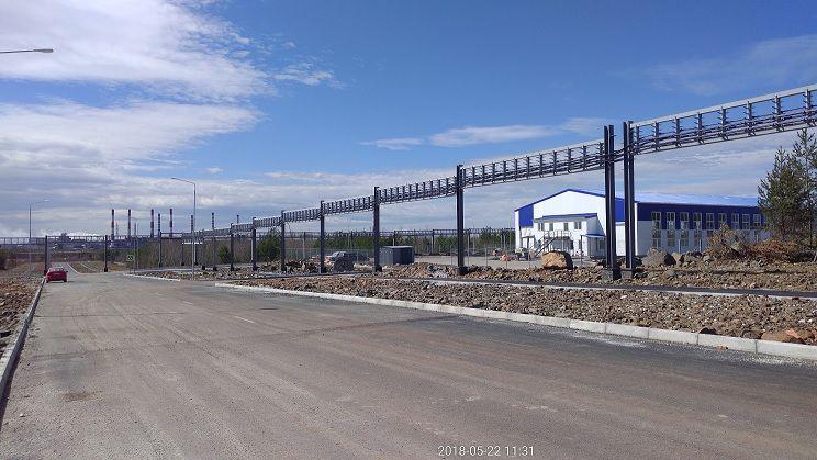 Акционеры остановили развитие индустриального парка Богословский