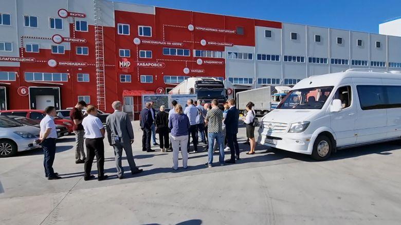 Борис Титов посетил индустриальный парк Авангард
