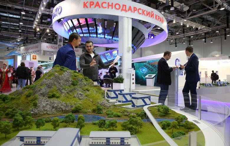РИФ-2018: более 400 млрд рублей инвестиций ушли на Юг