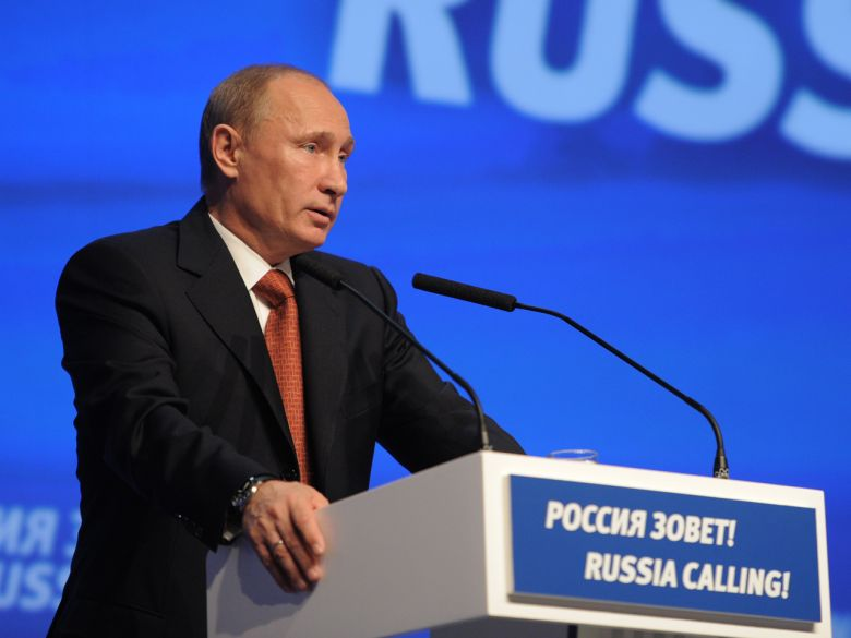 Президент Владимир Путин ожидает, что в следующем году экономика выйдет на траекторию роста