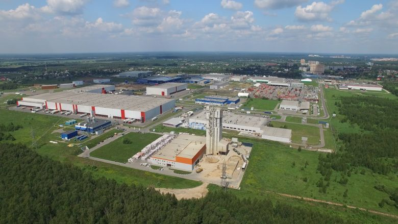Перечень - список индустриальных парков Московской области - 2019 год