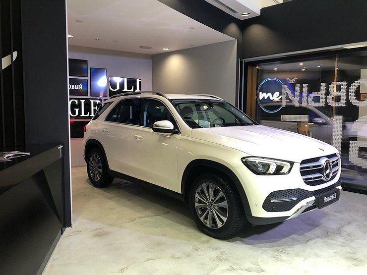 Все о новом Mercedes-Benz GLE российской сборки