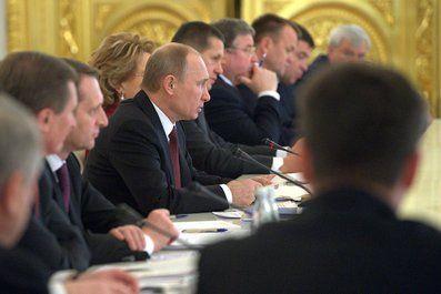 Заседание Госсовета по вопросу о повышении инвестиционной привлекательности регионов