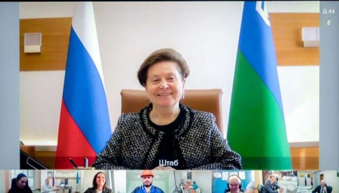 Губернатор Югры Наталья Комарова поручила освободить промзоны Сургута от криминала и бездельников