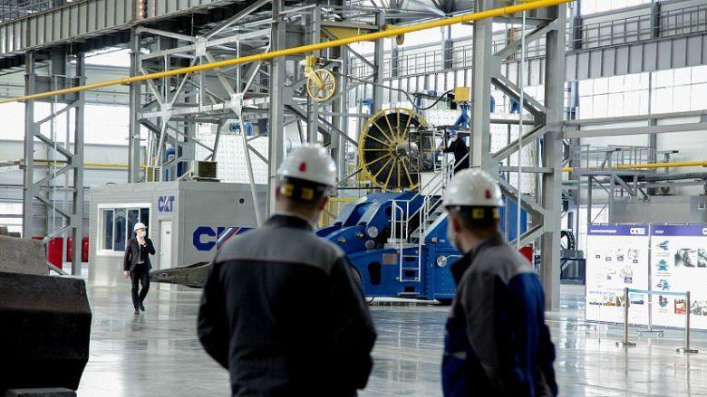 Индустриальный парк Челябинска будет создавать детали для отрасли судостроения
