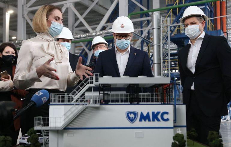 Индустриальный парк Малая Сосновка будут расширять