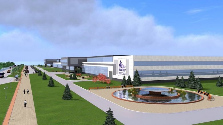 Индустриальный парк Мастер подключат к предпринимательскому нацпроекту