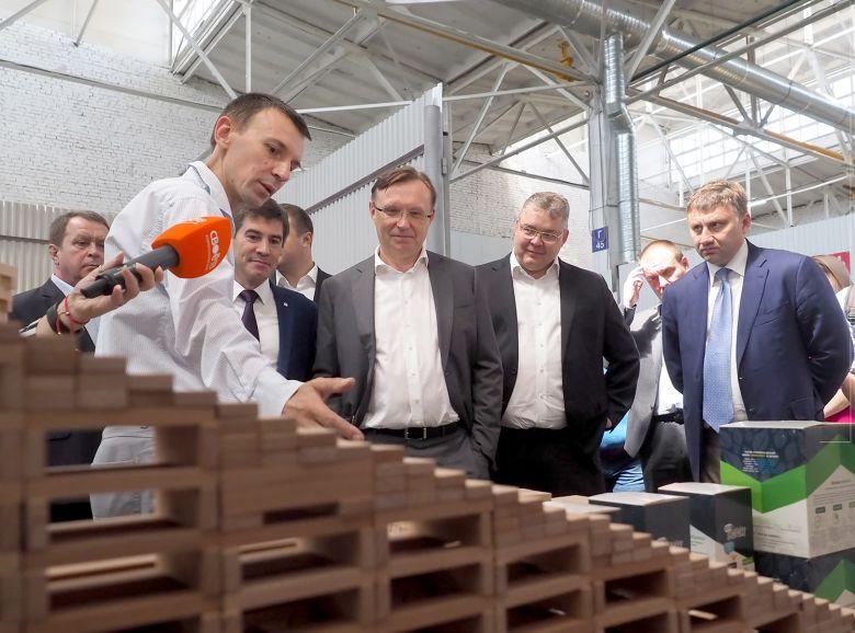 Индустриальный парк Мастер в Ставрополе будет расширяться