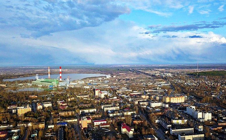 Индустриальный парк Новосидориха появится в Шатуре