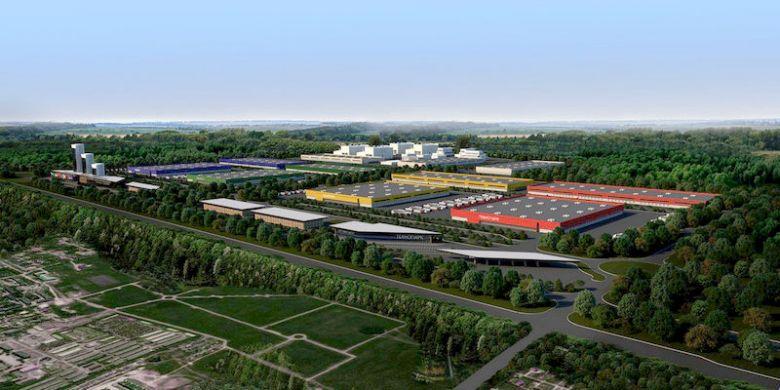 Индустриальный парк появится в окрестностях Рязани