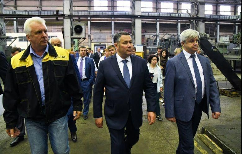 Индустриальный парк появится в Тверской области