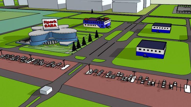 Индустриальный парк Саба построят в Татарстане