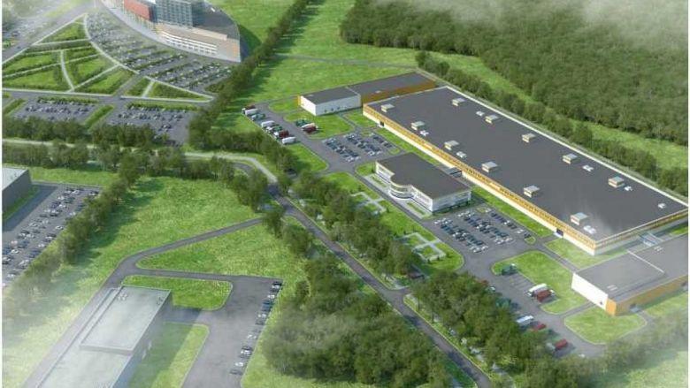 Индустриальный парк в Адыгее хотят увеличить в пять раз