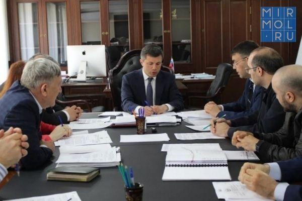 Индустриальный парк в Дагестане решили оставить без объектов инфраструктуры