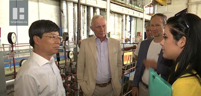 Инвесторы из Индии и Китая планируют построить в Котовске промышленные предприятия