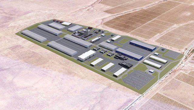 Снова сдвиг: когда построят индустриальный парк Феодосия
