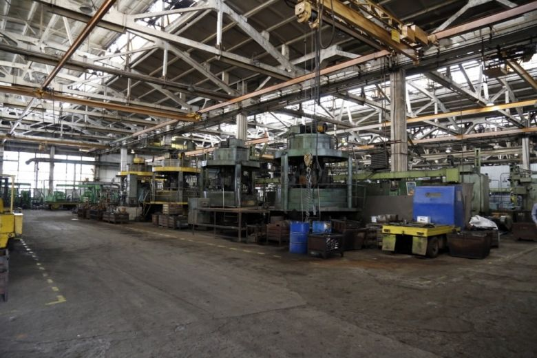 На базе Катайского насосного завода создадут индустриальный парк
