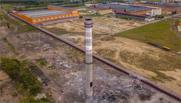 На территории БМЗ власти области и ТМХ на паях строят Бежица Industrial Park