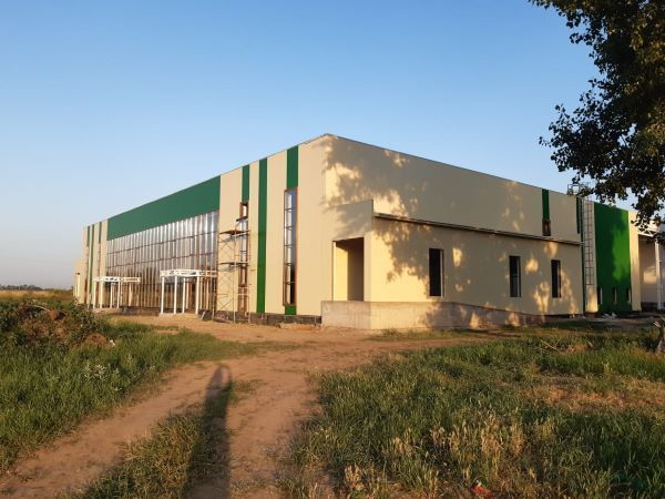 На территории промзоны Кубань открылось новое предприятие