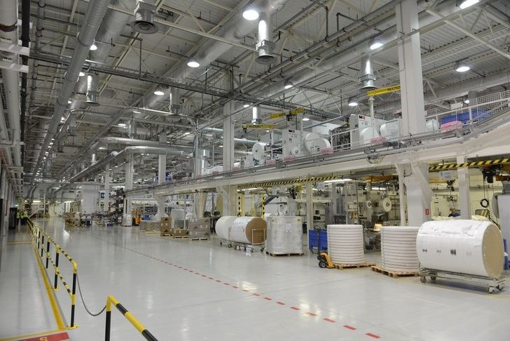 Немецкая Kermi запустила в подмосковном Ступине завод по производству радиаторов за 1,5 млрд рублей