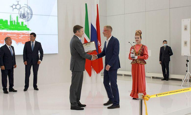 Нова Ролл увеличивает мощности по выпуску стрейч-пленки в Татарстане