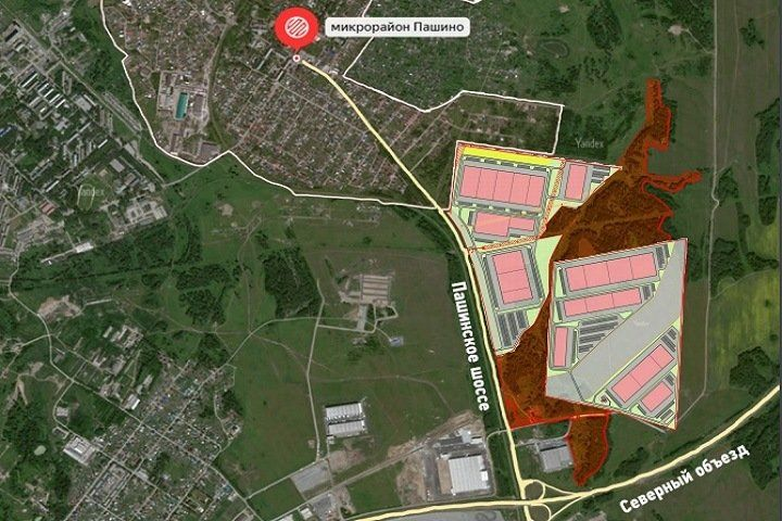 Новосибирские власти без торгов отдадут землю под индустриальный парк