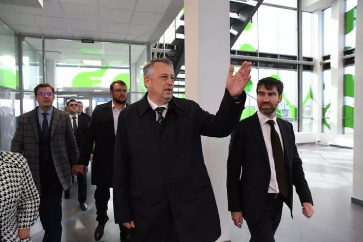Новый нанопарк Гатчина готов принять первых резидентов