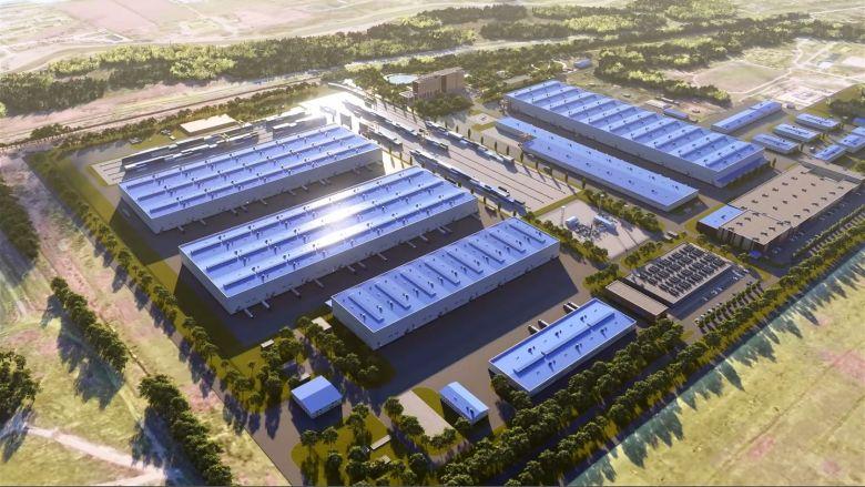 Первый на Сахалине индустриальный парк