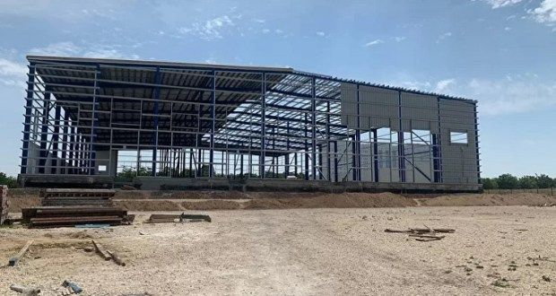 Первый в Крыму частный индустриальный парк построят под Симферополем