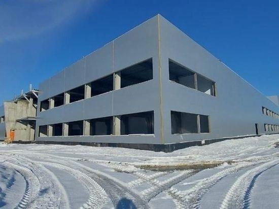 Первый в России частный промышленный парк Карандаш откроется в августе 2021 года