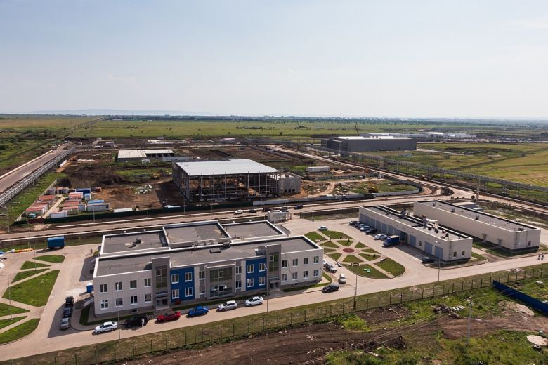 Под Тольятти началось строительство индустриального парка
