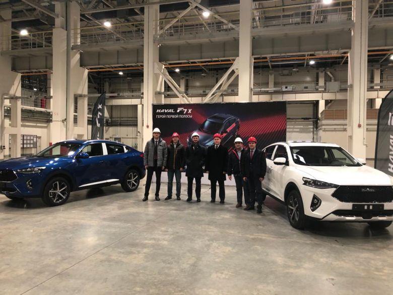 Предприятия ОЭЗ Узловая осмотрели гости из Татарстана