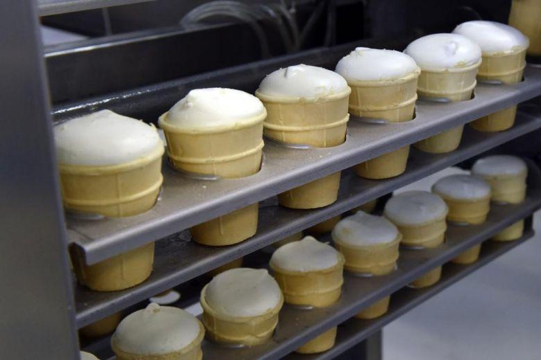 Резидент индустриального парка Боровский расширяет линейку мороженого