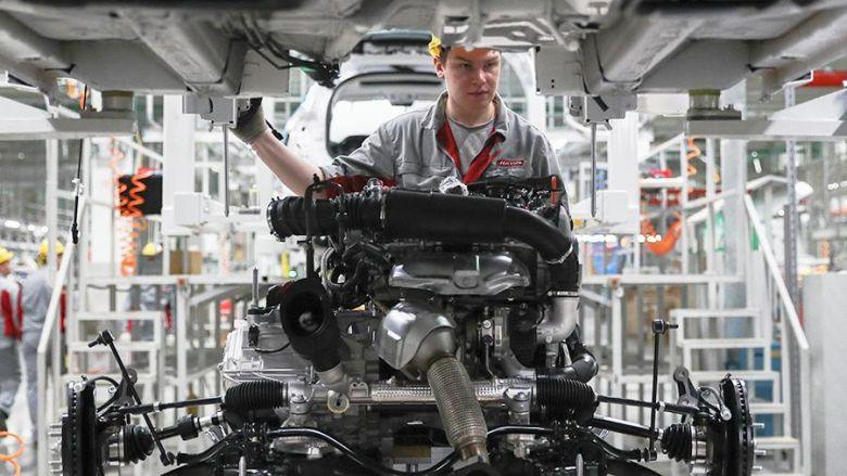 Российский завод Haval возобновил производство автомобилей