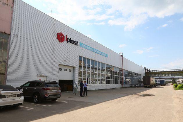 Ставровский индустриальный парк готовится принять новых резидентов