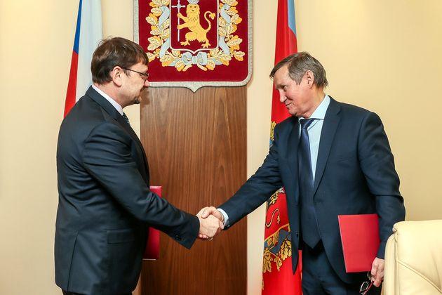 Ставровский индустриальный парк получит миллиард на развитие