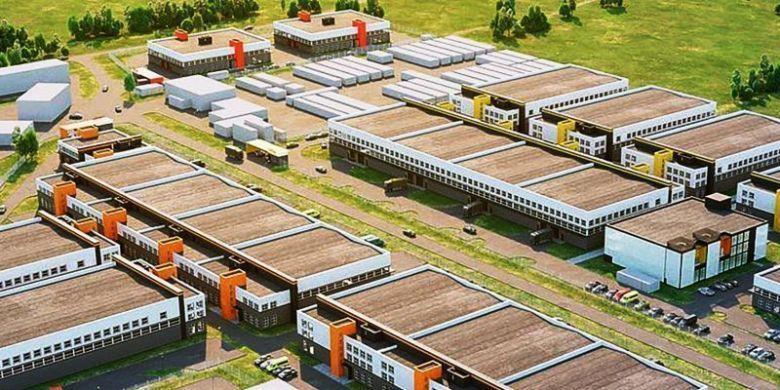 Строительство технопарка в промзоне Руднёво начнется до конца года