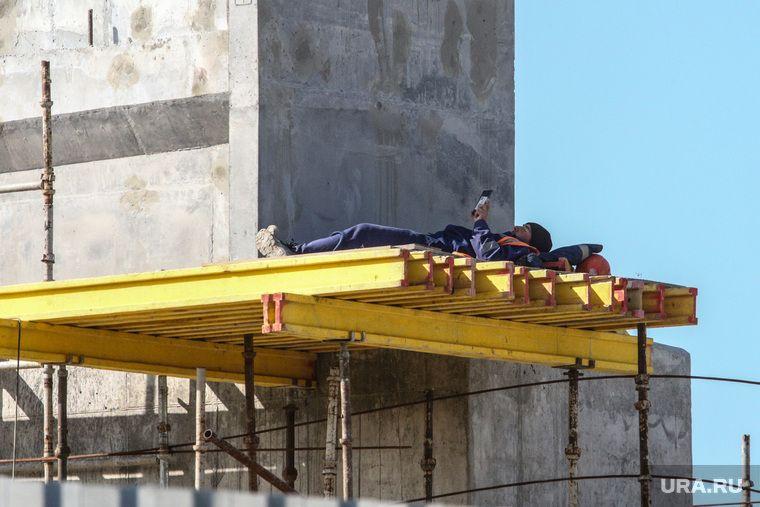 Стройка индустриального парка в Курганской области вызвала споры
