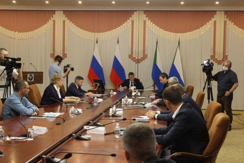 Стройматериалы из Хабаровского края вскоре могут отправиться на арктический рынок