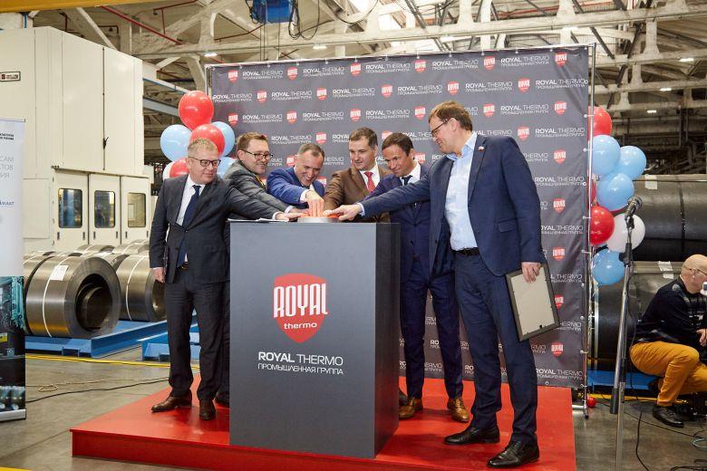 Технопарк ИКСЭл отметил свой 5-летний юбилей запуском нового завода