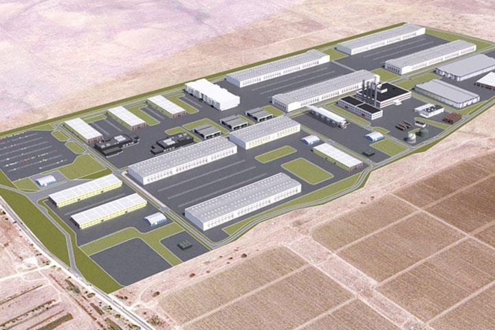 В Аскизском районе появится индустриальный парк