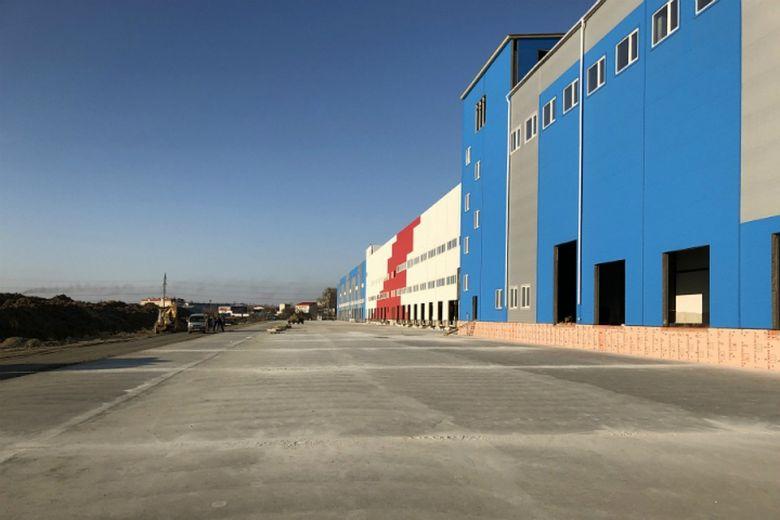 В индустриальном парке Авангард в Хабаровске почти достроили дороги