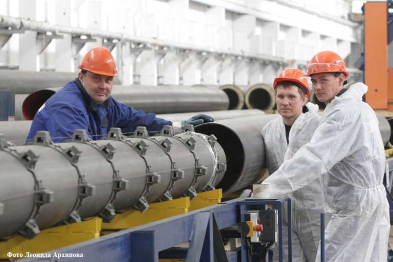 В индустриальных парках Курганской области создаются новые рабочие места с достойной зарплатой